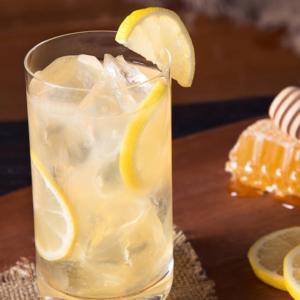 Jim Beam Honey & Lemonade
